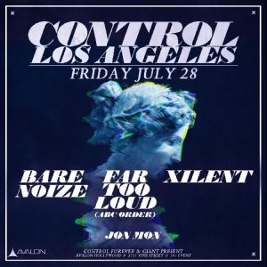 Bare Noize at Avalon | July 28, 2017