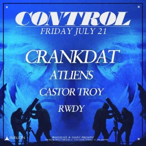 Crankdat at Avalon | July 21, 2017