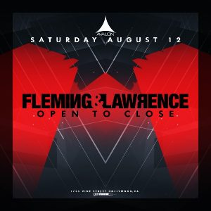Fleming and Lawrence at Avalon | August 12, 2017