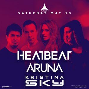 Heatbeat at Avalon   May 20, 2017