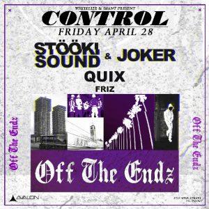 Stookie Sound and Joker at Avalon | April 28,2017