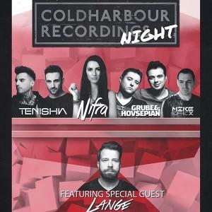 coldharbor records