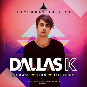 dallas k at avalon | july 22, 2017