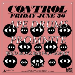 Ape Drums at Avalon | June 30, 2017