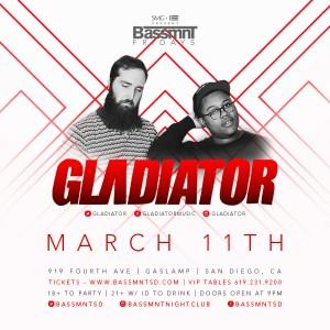 03.11.2016 - Gladiator
