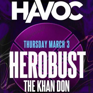 Herobust new flyer