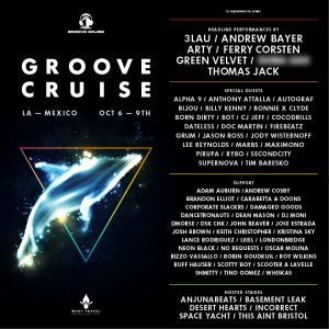 Groove Cruise 2017 Full Lineup
