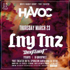 Lny Tnz at Yost | March 23, 2017