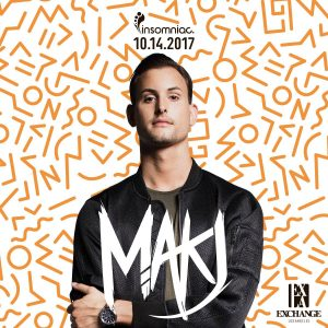 MAKJ at Exchange LA