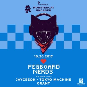 Pegboard Nerds at Exchange LA
