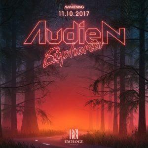 Audien at Exchange LA - Nov 10, 2017