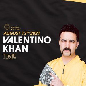 Valentino Khan at Time Nightclub - August 13 2021