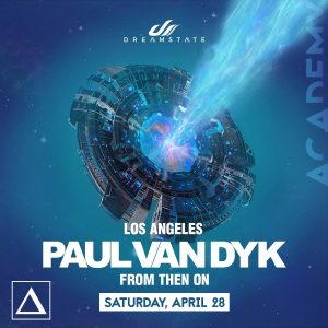Paul Van Dyk at Academy LA