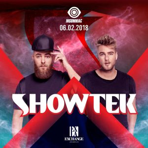 Showtek at Exchange LA