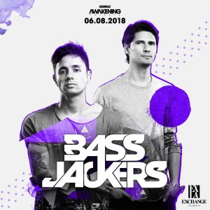 Bassjackers at Exchange LA