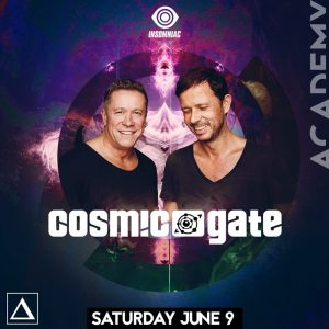 Cosmic Gate at Academy LA