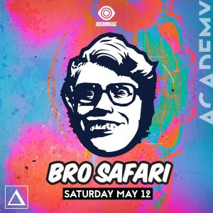 Bro Safari at Academy LA