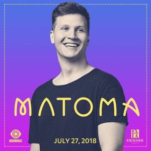 Matoma at Exchange LA