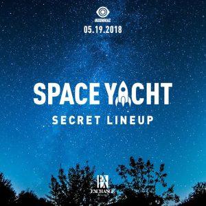 Space Yacht w/ Secret Lineup at Exchange LA