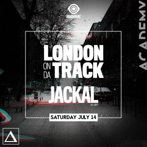 London Track & Jackal at Academy LA