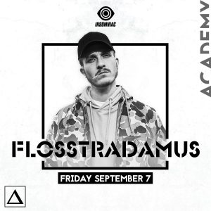 Flosstradamus at Academy LA