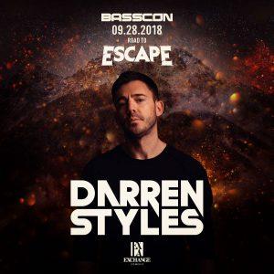 Darren Styles at Exchange LA