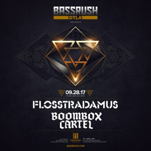 Flosstradamus & Booxbox Cartel at Exchange LA