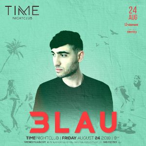 3lau at Time Nightclub - August 24, 2018