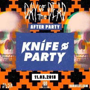 Knife Party at Exchange LA