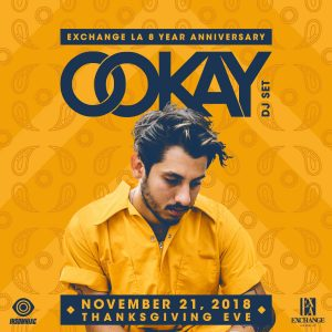 Ookay at Exchange LA