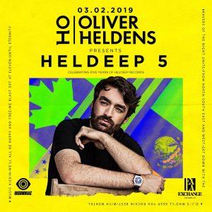 Oliver Heldens at Exchange LA