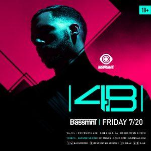 4B at Bassmnt - July 20, 2018