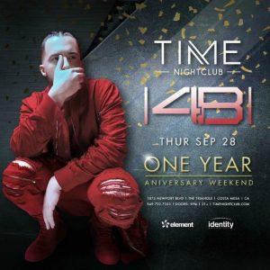 4B at Time Nightclub
