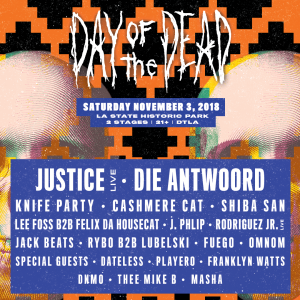 HARD: Day of the Dead at LA Historic Park