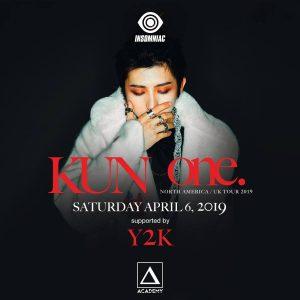 Kun w/ Y2K at Academy LA