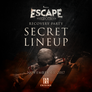 Escape Recovery Party at Exchange LA