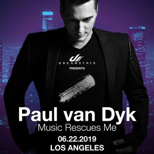 Dreamstate presents Paul Van Dyk at Exchange LA