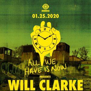 Will Clarke at Exchange LA