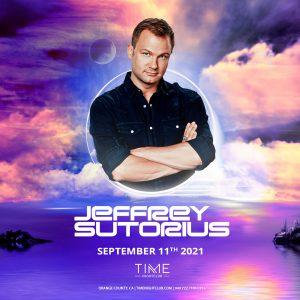 Jeffrey Sutorius at Time Nightclub - September 11 2021