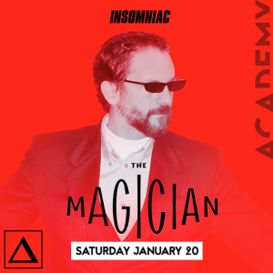 The Magician at Academy LA