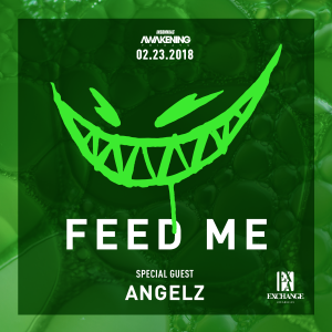 Feed Me at Exchange LA