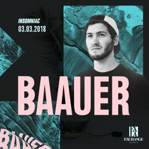 Baauer at Exchange LA