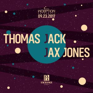 Thomas Jack & Jax Jones at Exchange LA