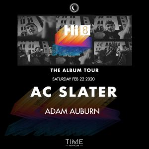 AC Slater at Time - Feb 22
