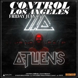 ATLiens at Avalon Hollywood - July 13, 2018