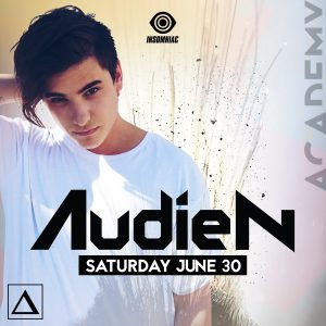Audien at Academy LA