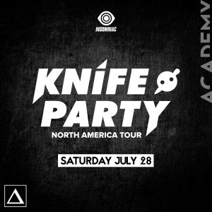Knife Party at Academy LA