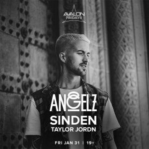 Angelz at Avalon - Jan 31