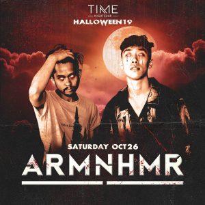 Armnhmr at Time - Oct 26