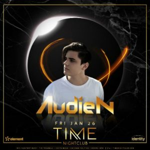 Audien at Time Nightclub